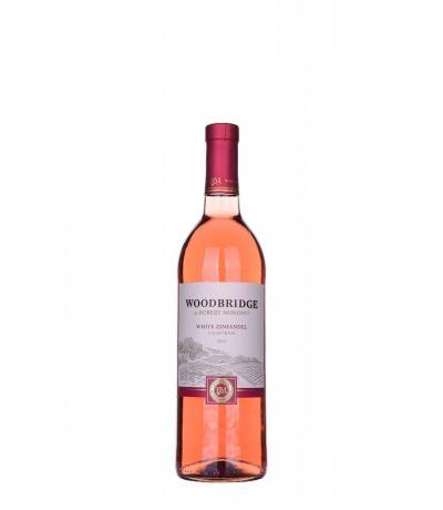 вино Уудбридж 750мл Бял Зинфандел