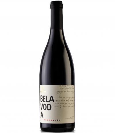 вино Тиквеш 750мл Бела Вода Червено