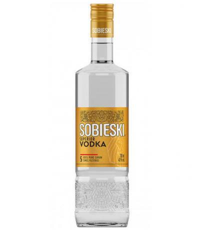 водка Собиески 700мл Супериор
