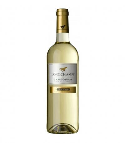 вино Лонгшампс Шардоне 2017г 750мл