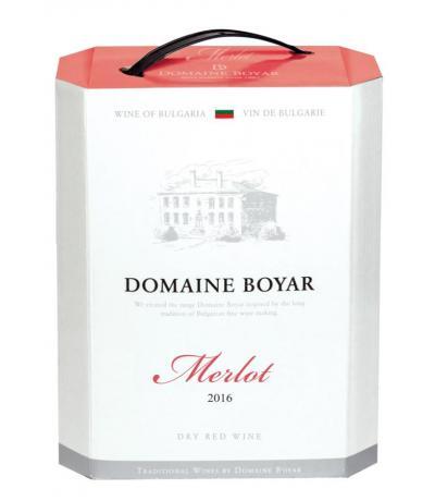 вино Домейн Бойар 3л Мерло