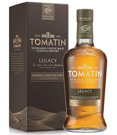 уиски Томатин 700мл Легаси
