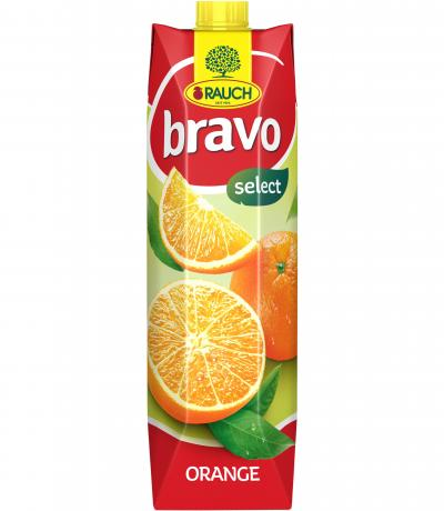 нектар Раух Браво 1л Портокал 50%