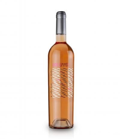 вино Логодаж Мелник 750мл Розе Пинк Самър