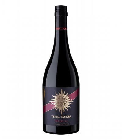 вино Тера Тангра 750мл Блек Лейбъл Рубин
