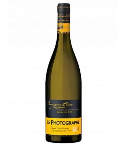 вино Льо Фотограф 750мл Совиньон блан