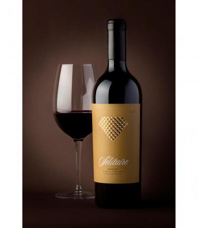 вино Солитер 750мл Мерло