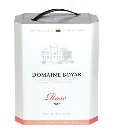 вино Домейн Бойар 3л Розе