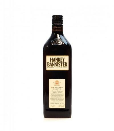 уиски Ханки Банистър 700мл Херитадж 92 точки Уиски Библия