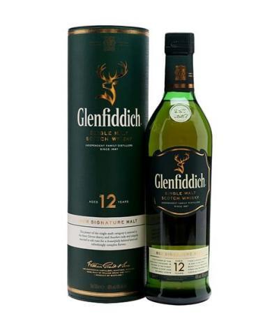 уиски Гленфидиш 500мл Сингъл малц 12 год.