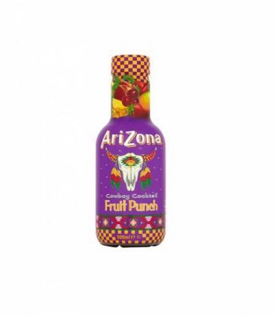 плодова напитка Аризона 500мл Плодов Пунш