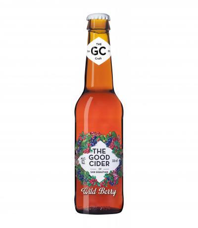 сайдер The Good Cider 330мл WildBeryy