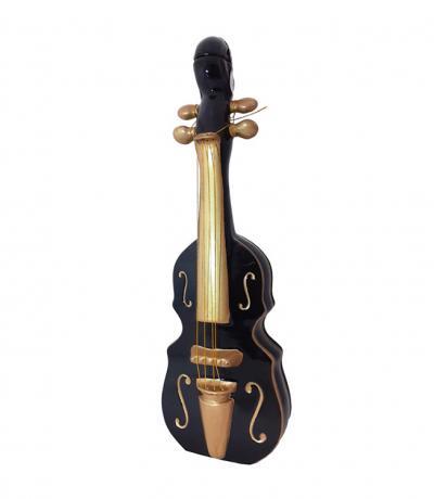 Водка Керамика Черна Цигулка 1л