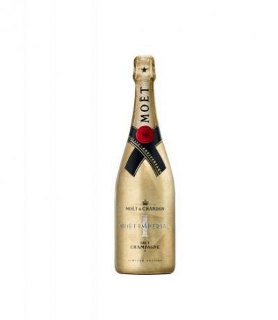 шампанско Моет и Шандон Империал 750мл Брут 150г Празнична бутилка