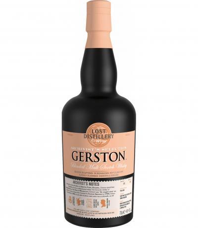 уиски Герстон 700мл Архивист