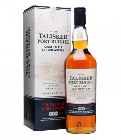 уиски Талискер 700мл PORT RUIGHE