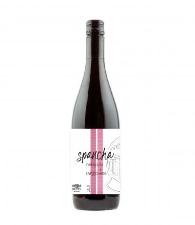 вино Спанча 750мл Санджовезе и Небиоло