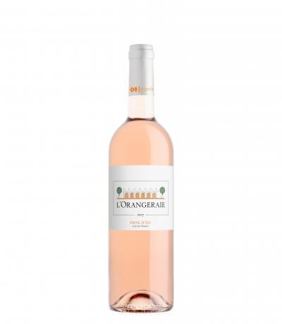 вино Ле Оранжери 750мл Розе