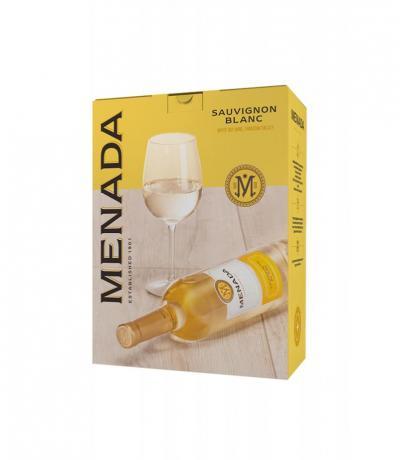 вино Менада 3л Совиньон Блан