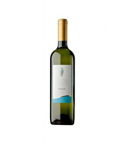 вино Поморие Раковина 750мл Мускат регионално