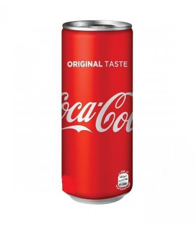 Кока Кола 330мл кен