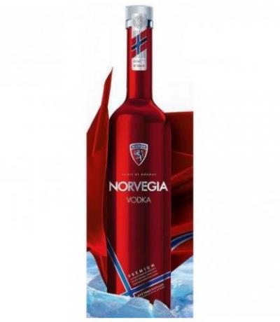 водка Норвегия 700мл Премиум