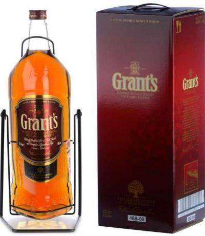 уиски Грантс 4,5мл