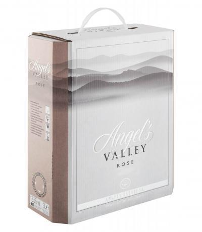 вино Анжелус Валей 3л Розе 2018