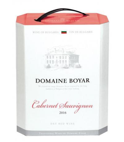 вино Домейн Бойар 3л Каберне Совиньон