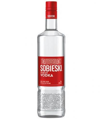 водка Собиески 1л Премиум