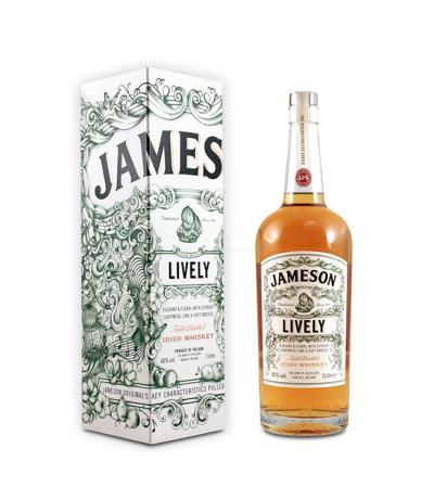 Уиски Джеймисън Лайвли 1л