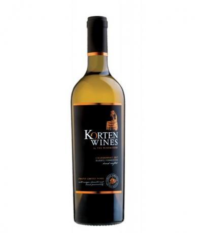 вино Кортен 750мл Шардоне Барел Ферментед