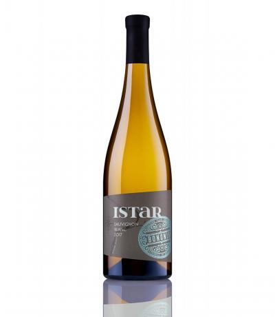 вино Истар 750мл Совиньон Блан 2018г