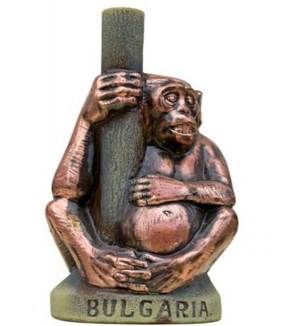 вино Мерло от Хърсово 750мл 38 Маймуна