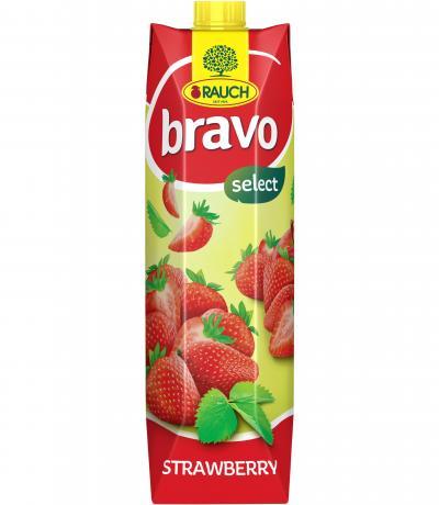 напитка Раух Браво 1л Ягода 35%