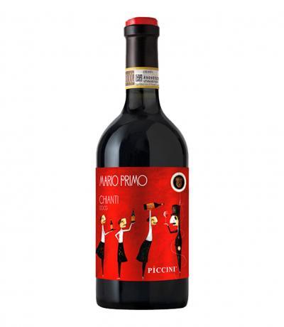 Вино Пичини Кианти Марио Примо ДОКГ 2018г 750мл
