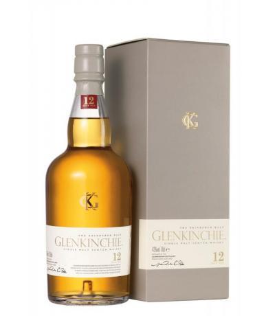 уиски Гленкинчи 700мл малц 12год.
