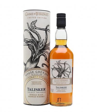Уиски Игра на Тронове House Greyjoy – Talisker Select Reserve 700мл