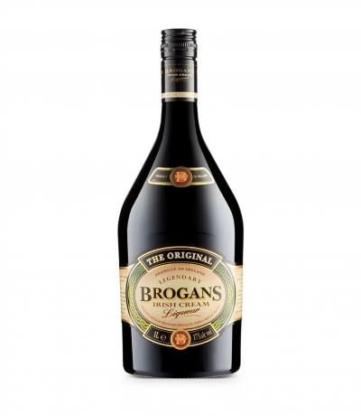 ирландски ликьор Броган'с 700мл с малцово уиски
