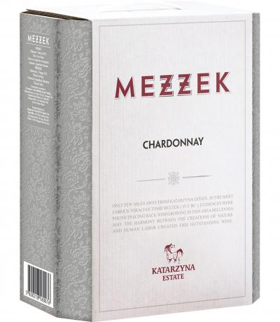 вино Мезек 3л Шардоне