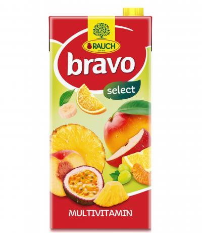 напитка Раух Браво 2л Мултивитамин 50%