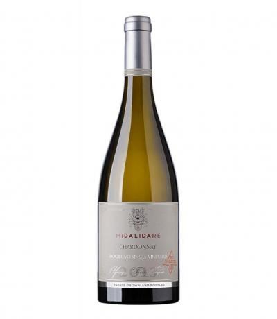 вино Мидалидаре Калиста 750мл Шардоне 2016