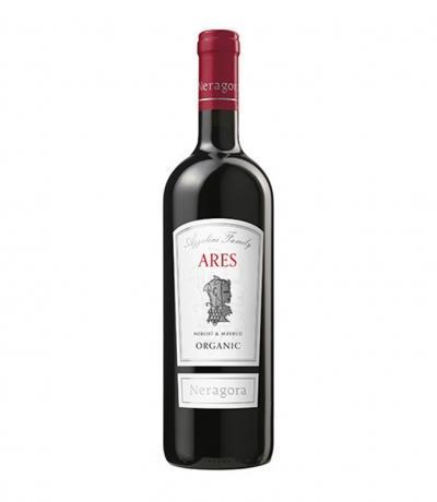 вино Нерагора 750мл Арес Мерло и Мавруд Био 2016г