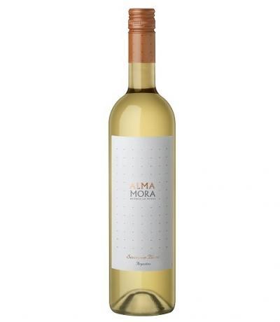 вино Алма Мора 750мл Совиньон блан