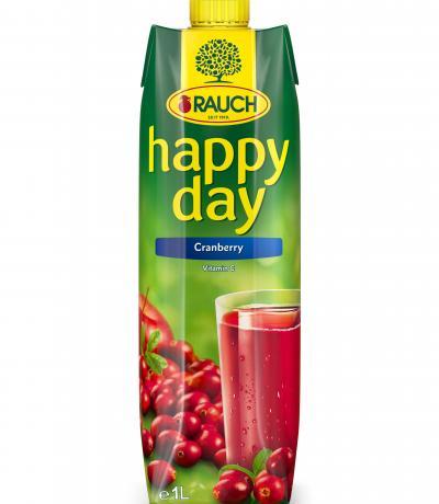 напитка Раух Хепи Дей 1000мл Боровинка + витамин С 30%
