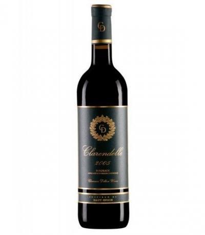 вино Кларендел Бордо 750мл Ред