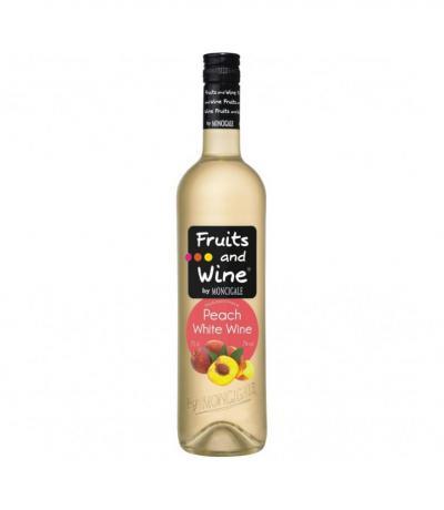 винена напитка Вино и Плодове 750мл Малина