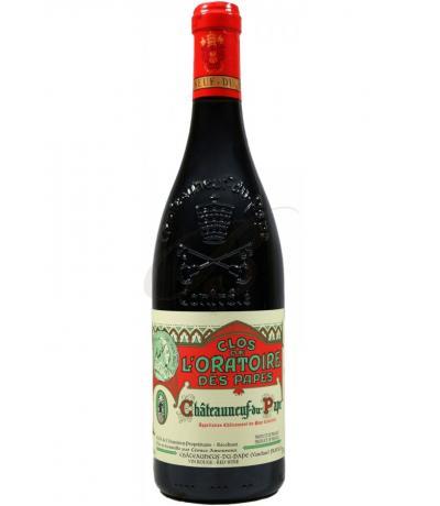 вино Ожие 750мл Кло Де Латоар Шатоньоф Дьо Пап Руж