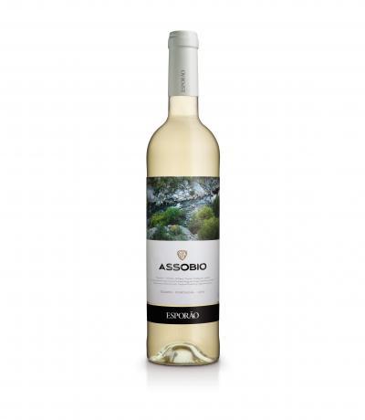 вино Кинта Дош Муркаш 750мл Асобио Уайт Виосиньо, Вердельо, Говеьо, Аринто 2016г