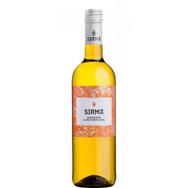 вино Сирма 750мл Шардоне по Совиньон Блан